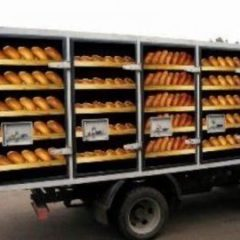 Вакансія агентства: водії, експедитори (хліб)