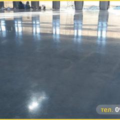 Промислові бетонні підлоги. Міцні бетонні підлоги.