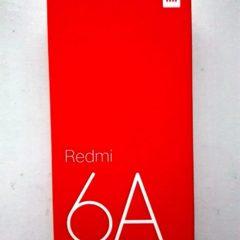 Xiaomi Redmi 6A 2/16, глобальна версія, новий