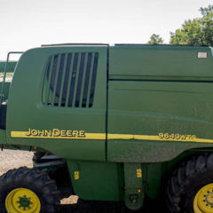 Комбайн John Deere 9640 WTS, 2003 р.в.