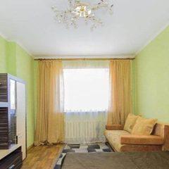 1-кімнатна квартира, Виставка, з меблями, косметичний ремонт