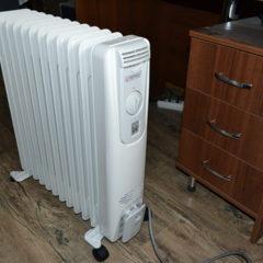 Продам масляний радіатор (електрообігрівач) Термія Н 1220, торг