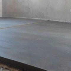 Стяжка підлоги напівсуха механізована
