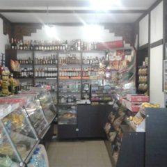 Магазин продуктовий, діючий (приміщення в оренді).