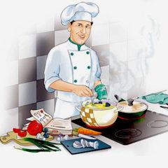 Вакансія агентстів: кухар
