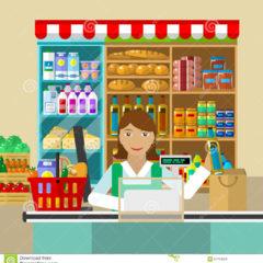 Вакансія агентства: продавець в продуктовий магазин (алкоголь, продукти)
