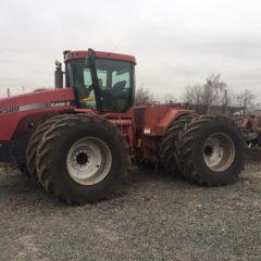 Услуги трактором Case STX 500 (спарка)новый двиг.Gummins 15- 1200 м.ч. 570