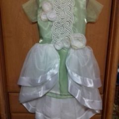 Ніжна новорічна сукня
