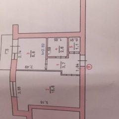 Продам квартиру в м.Деражня