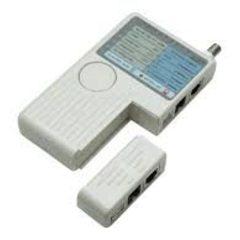 Кабель тестер сети LAN RJ45, BNC, RJ11, USB, детальный анализ сети