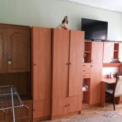 1-кімнатна, Центр, вул.Проскурівська, меблі, холодильник