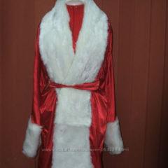 Дед мороз, Снегурочка, борода, парики, коса, мешок, усы, маски, костюмы.