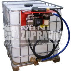 Топливо-раздаточные колонки для перекачки дизеля, бензина, масла