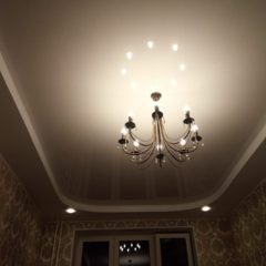 Экологически чистые натяжные потолки