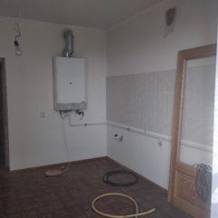 Продам 2-кімнатну квартиру з ремонтом в центрі з індивідуальним опаленням