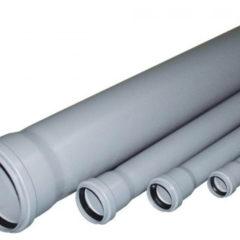 Труба для внутренней канализации