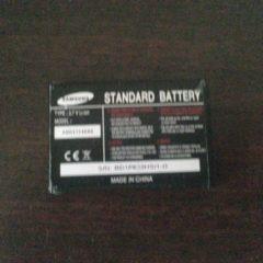 Зарядний пристрій + акумулятор до мобильного телефону Samsung б/у