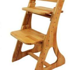 Детский растущий регулируемый стул Mobler С500 для школьника