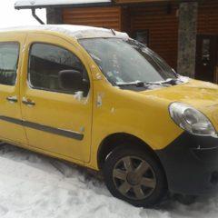 Продам електромобiль Renault Kengoo