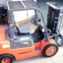 Вилочный дизельный погрузчик Lonking FD35T