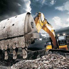 Вивіз будівельного сміття.
