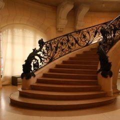 Деревянные, бетонные лестницы, марши (монолитные лестницы, лестница)