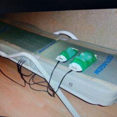 Продаю массажную кровать CERAGEM модель CGM-M3500, матрас CERAGEM в подарок