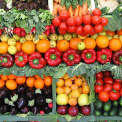 Продавці (овочі, фрукти)