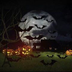 Хэллоуин мышки