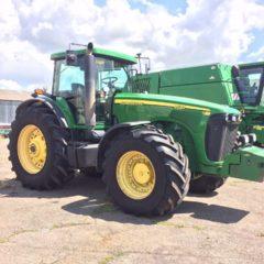 Трактор колесный John Deere 6920 2007 року випуск потужн.165 л.с.