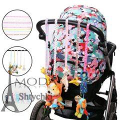 Ремешок держатель для игрушек или грызунов, в детскую коляску