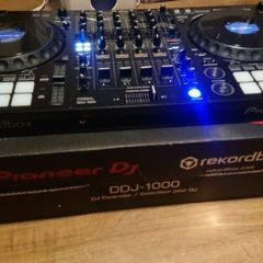 На продаж новий Pioneer DJ DDJ-1000 4-канальний контролер