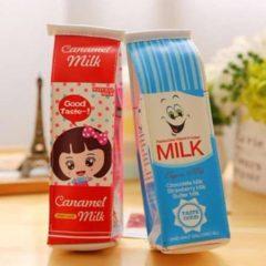 Пенал Молоко