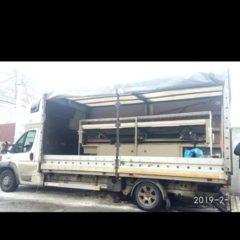 Вантажоперевезення, гідроборт до 2 т