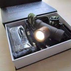 Налобный фонарик Bailong BL-6855