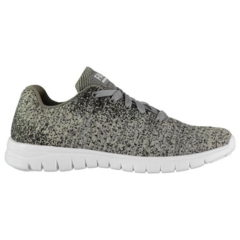 Кроссовки Fabric Flyer Grey Runner Ladies , 37р. (235 мм)