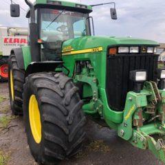 Трактор John Deere 8310 2001 год ,мощн. 260 л/с.Powershift