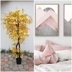 """Искусственное """"золотое"""" дерево"""