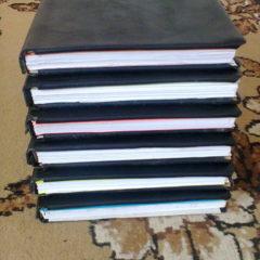 Блокнот(книга)для запису