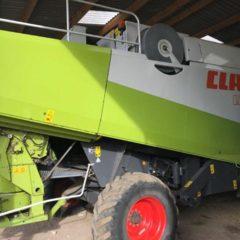 Зернозбиральний комбайн Claas Lexion 480, рік випуску - 2004