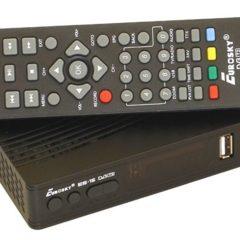 Продаж та встановлення супутникових систем, тюнерів ефірного телебачення Т2
