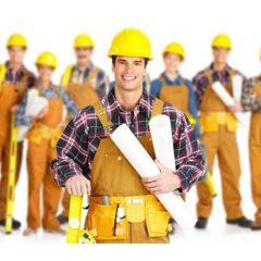 Вакансія агентства: будівельник