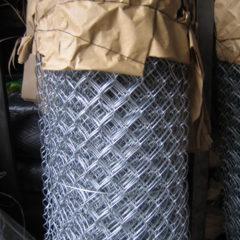 Сітка рабиця оцинкована ячейка 35мм висота 1м