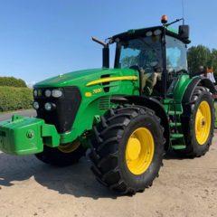 Трактор колесный John Deere 7930 2011 р.в., потужн. 240 к.с.