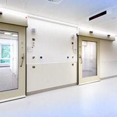 Раздвижные двери Clean K1-A / K2-A