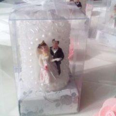 Свічки весільні, італійські