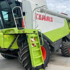 комбайн Claas Lеxion 580 2008г/в, мощность. двиг, 433л.с