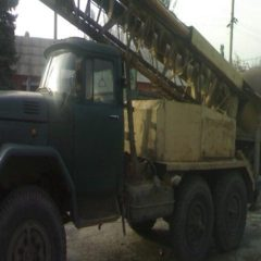 Ямобур МРК-750 на базе ЗИЛ-131