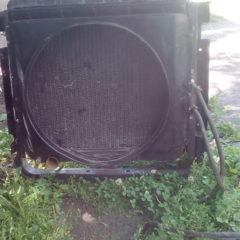 Продам радіатор ГАЗ 52