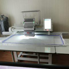 Продам одноголову 15-голкову вишивальну машину з полем вишивки 1200 на 500
